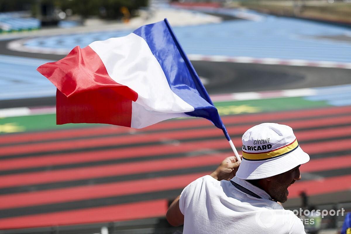 Macron prolonge le confinement, le GP de France compromis