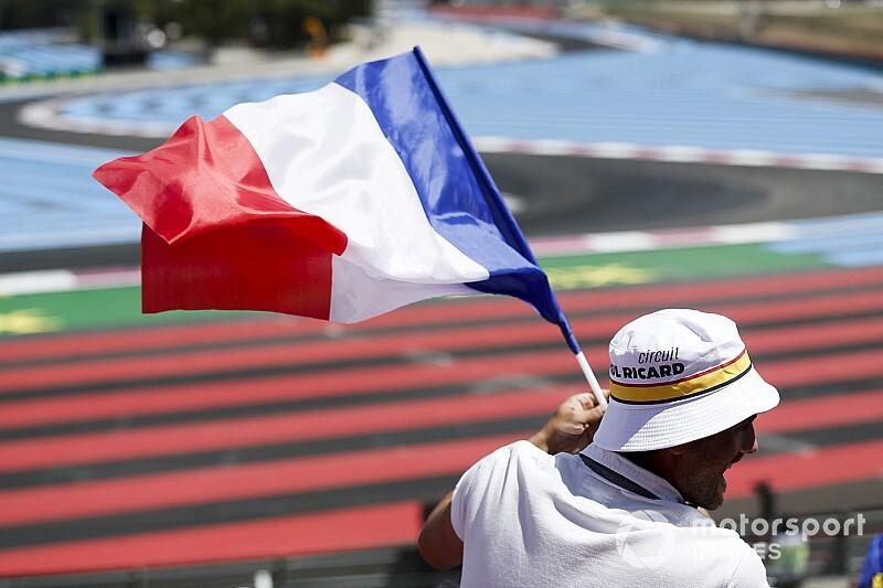 GP Francia: Macron allunga il lockdown, gara in dubbio