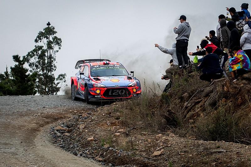 WRC: esce il Cile. Il calendario 2020 resta con 13 eventi