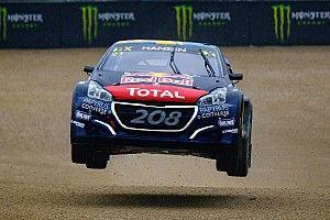 Победа в Риге вывела Тимми Хансена в лидеры сезона World RX