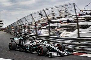 Monaco GP: Hamilton tops FP2 as Mercedes dominates