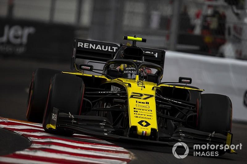 Chefe da Renault diz que equipe vai mudar foco para o carro de 2020