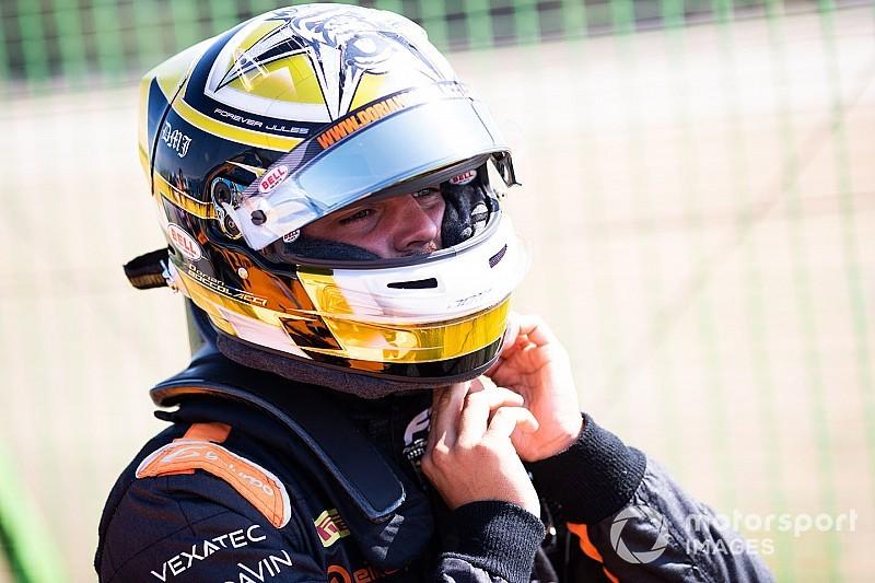 Dorian Boccolacci torna in F2 con i colori del Team Trident