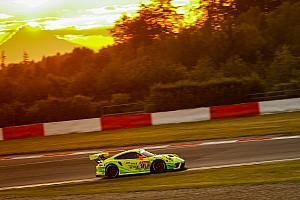 "Vanthoor: ""Stupid"" mistake spoiled ""flawless"" Nurburgring run"