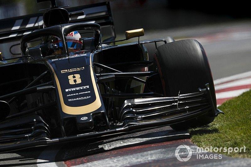 "Grosjean: ""Me canso más pilotando un kart que un Fórmula 1"""