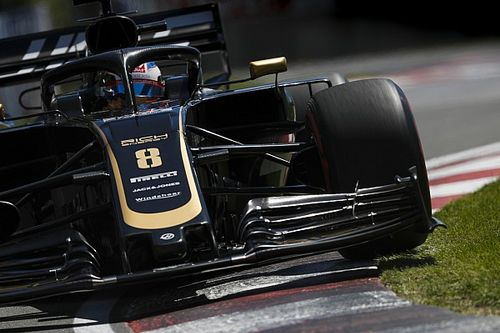"""غروجان: سباقات الكارتينغ """"أكثر إجهاداً"""" من الفورمولا واحد"""