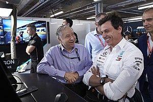 Finalement, Hamilton voit bien Wolff gérer la F1