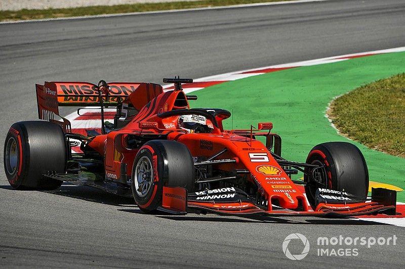 """Vettel cree que el déficit con Mercedes es """"una imagen justa"""""""