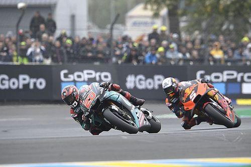 Petrucci o końcu kariery w MotoGP