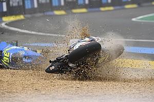Welk prijskaartje hangt aan een crash in de MotoGP?