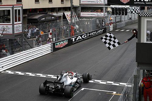 Kompilasi team radio dari GP Monako