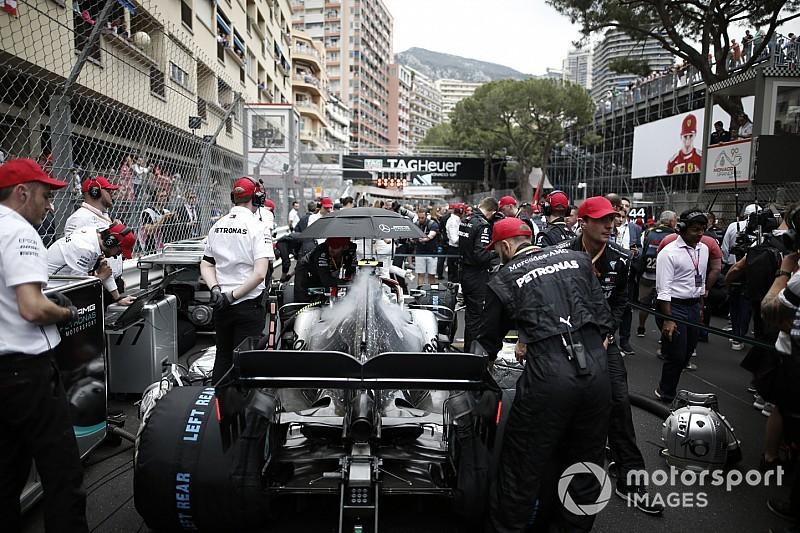 Mercedes potwierdził nowy silnik