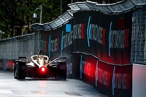 Lotterer topt incidentrijke eerste training ePrix Parijs