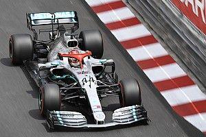 Hamilton espera un nuevo motor Mercedes para Canadá