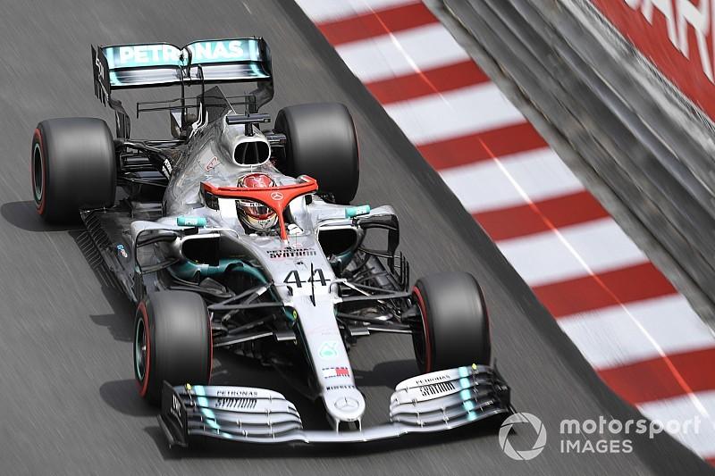 Hamilton principe di Monte Carlo, Verstappen terzo, Ferrari in confusione