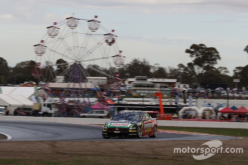 Winton Supercars: Mostert fastest in crucial practice