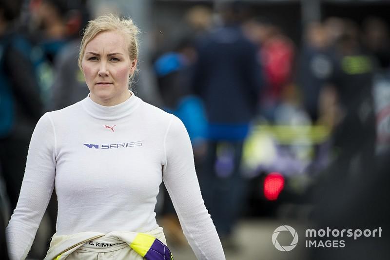 Kimilainen opuści kolejną rundę W Series