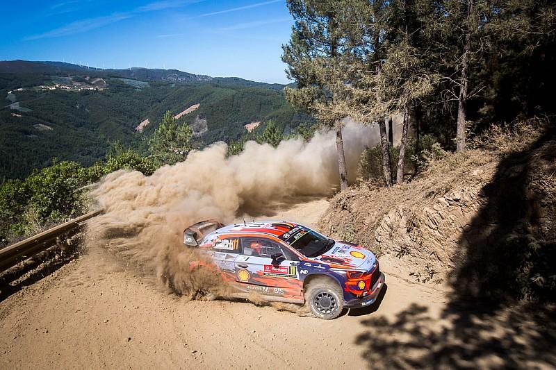 WRC, Rally del Portogallo, PS6: la stage a Neuville. Suninen perde i freni!