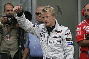 Räikkönen képtelen megöregedni: akkor és most a világbajnok!