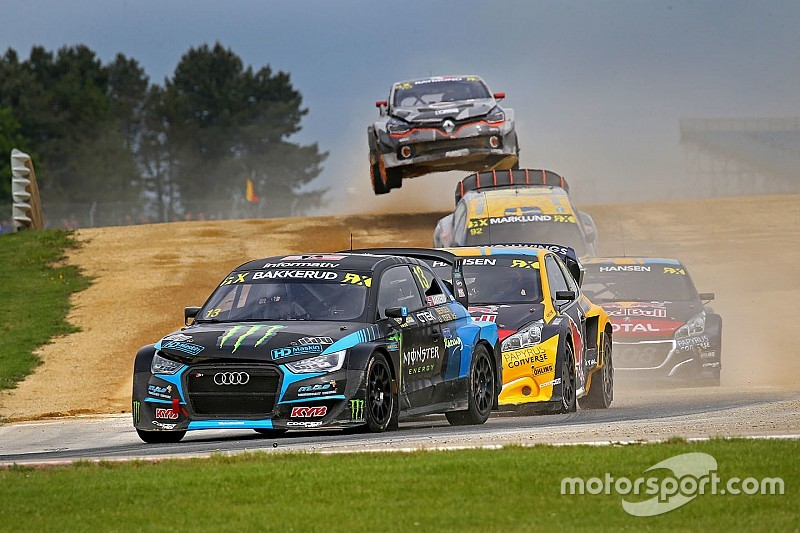 World RX reignites plan for 2021 electric switch