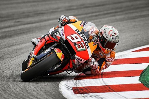 MotoGPカタルニア決勝:マルケス独走、今季4勝目! ヤマハファクトリーはクラッシュに泣く