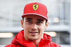 """Leclerc: """"Megértem a Ferrari döntését, de hamarosan talán más lesz a helyzet"""""""