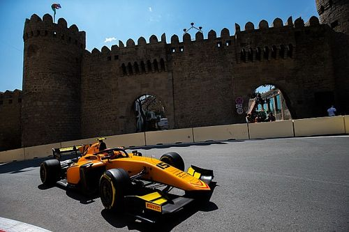 F2 Azerbaijan: Aitken juarai feature penuh insiden, Gelael P6