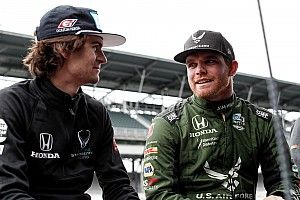 Herta lidera a los novatos; Alonso da sus primeras vueltas de 2019