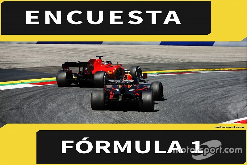 Encuesta F1 Verstappen-Leclerc Austria