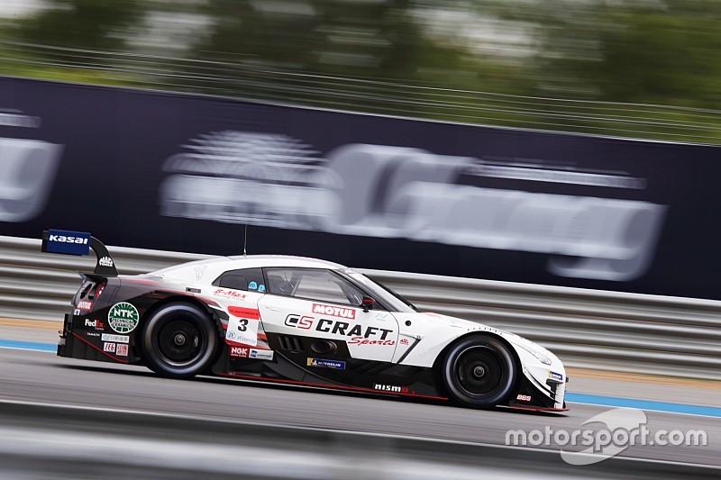 第4戦タイ公式練習 6回目のタイ大会が開幕、土曜午前は3号車GT-Rがトップ