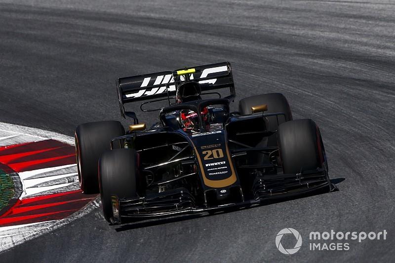 Haas tempo eksikliği karşısında çaresiz