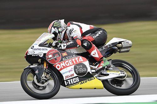 Moto3 Belanda: Antonelli pecahkan rekor pole