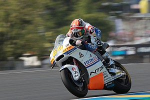Verkeerde bandenkeuze doet Bendsneyder de das om in Le Mans