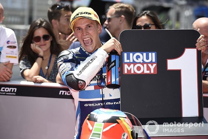 Rodrigo renueva con Gresini para 2020