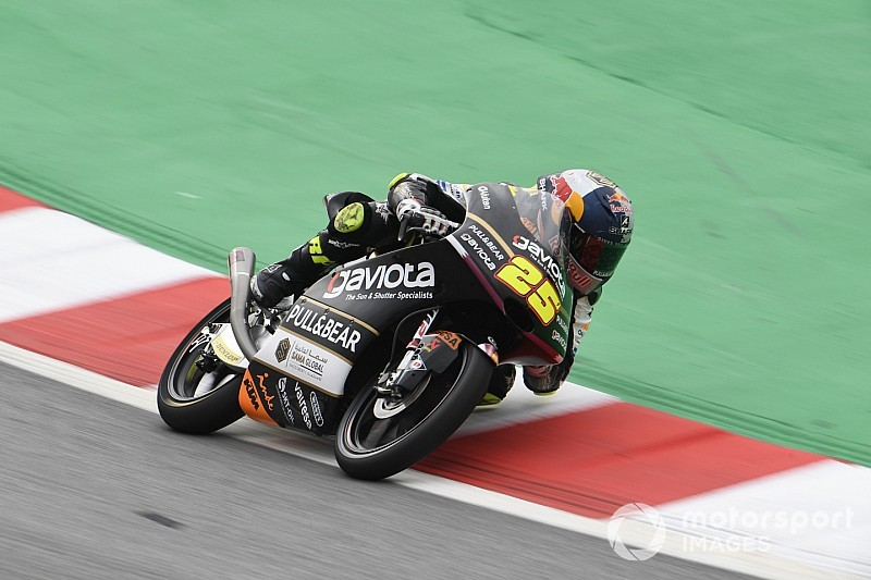 Sachsenring Moto3: İlk antrenmanın lideri Fernandez, Can 8.