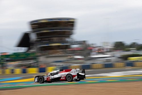 Le Mans 24 Jam: Sisa dua jam, Toyota tatap hasil 1-2