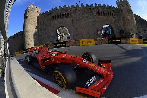 F1: ufficiale anche il rinvio del GP dell'Azerbaijan