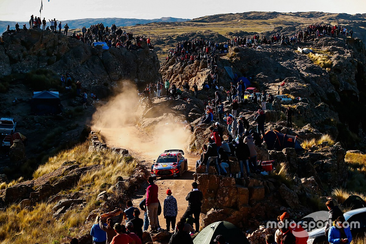Le Rallye du Chili pas remplacé, le calendrier modifié