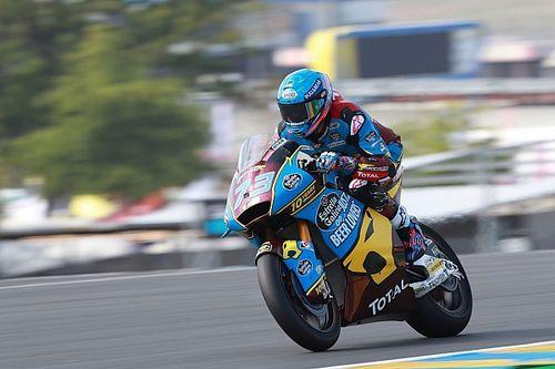 Moto2 Prancis: Marquez akhirnya menang, Dimas gagal finis