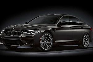 BMW M5 Edición 35 Aniversario 2019: ¡feliz cumpleaños!