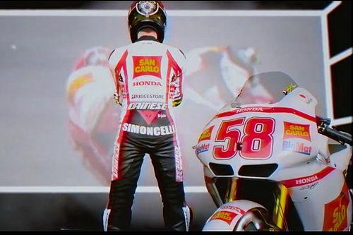 'MotoGP 19' contará con pilotos históricos