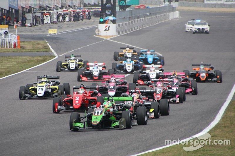 Fenestraz wins on Japanese F3 debut