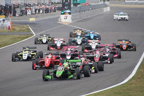 Fenestraz wins on Japanese F3 debut