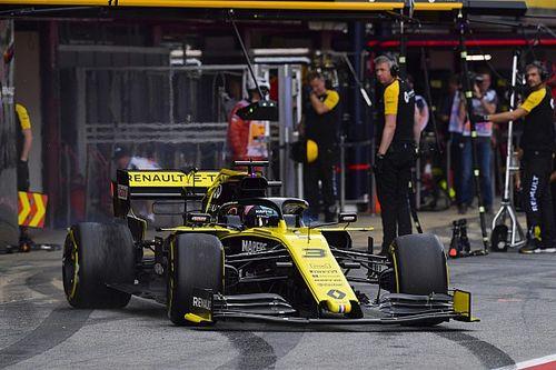 """Renault refuse """"que la nervosité prenne le pas"""""""