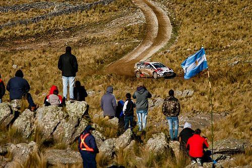 El Rally de Argentina no se llevará a cabo en 2021