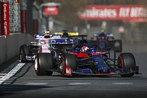 Kvyat urges Toro Rosso to look into sudden pace drop-off