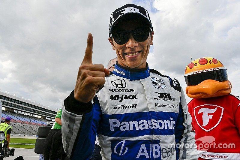 Takuma Sato vola e in Texas centra la nona pole della carriera in IndyCar