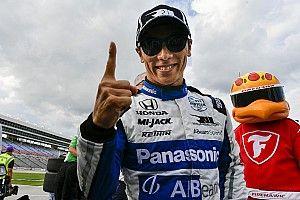 Texas IndyCar: Sato claims ninth career pole