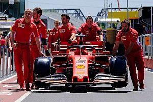 """Ferrari avec de """"petites évolutions"""" pour le GP de France"""