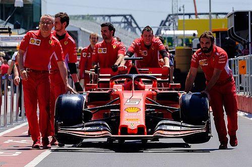 Pénalité de Vettel : Ferrari convoqué par les commissaires